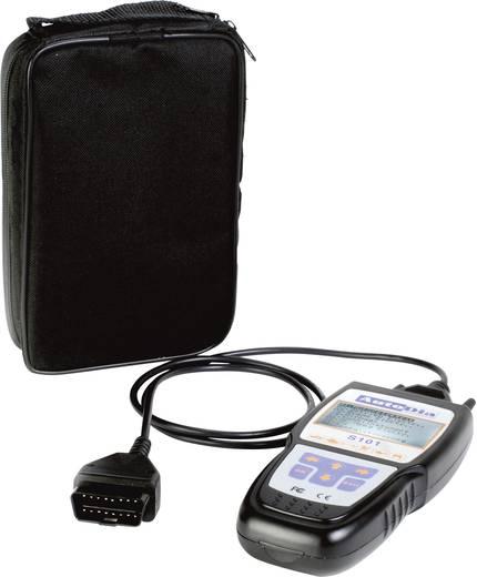 AutoDia obd2 diagnose apparaat S101 voor VAG auto's Geschikt voor Voor alle VAG (VW, Audi, Seat, Skoda)-voertuigen vanaf bouwjaar 1989 tot 2010