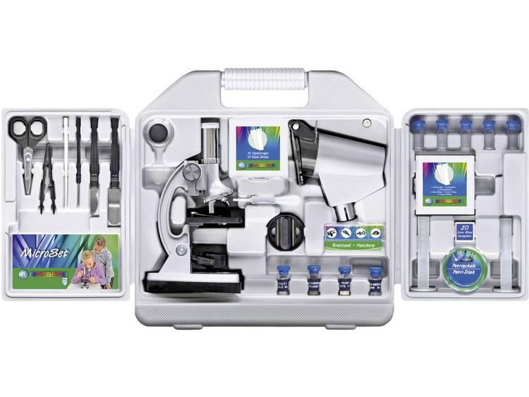 Junior microscoopset 300x-1200x gesloten