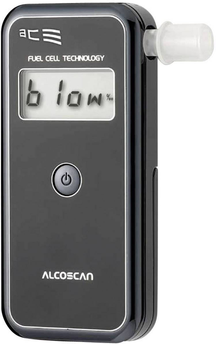 ACE II Basic Plus Alcoholtester 0 tot 4 ‰ Incl. display