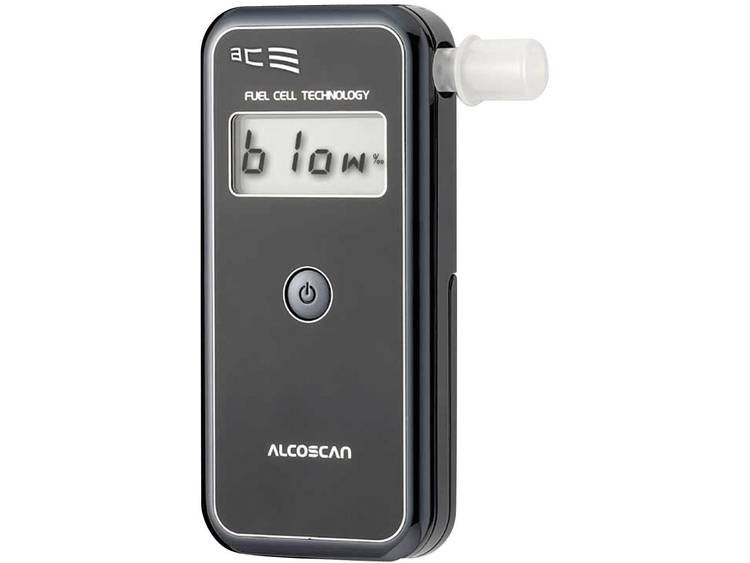 ACE II Alcoholtester Meetbereik alcohol (max.)=4 ‰ Incl. display