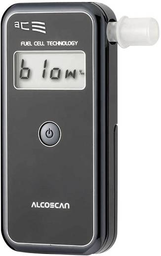 ACE II Basic Plus Alcoholtester Meetbereik alcohol (max.): 4 ‰ Incl. display