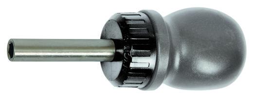 """AVIT Werkplaats Ratel schroevendraaier 1/4"""" (6.3 mm) 47 mm"""