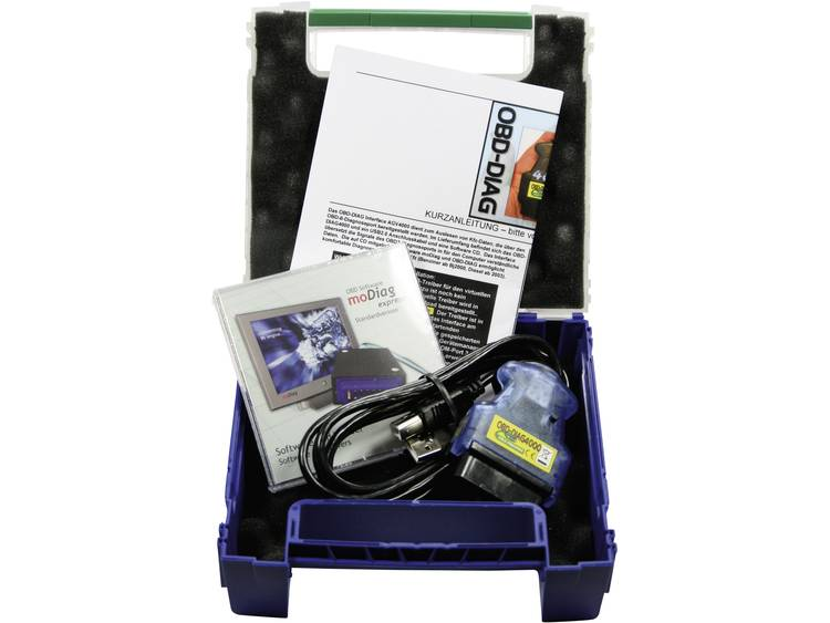 Diamex OBD II interface PC interface PC Diag4000
