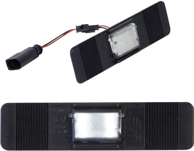 Devil Eyes LED Kentekenverlichting 2 LEDs (l x b) 120 mm x 30 mm