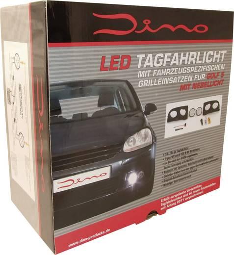 Dagrijlicht LED Geschikt voor (automerken) Volkswagen DINO 610851 LED-dagrijlicht VW Golf 5