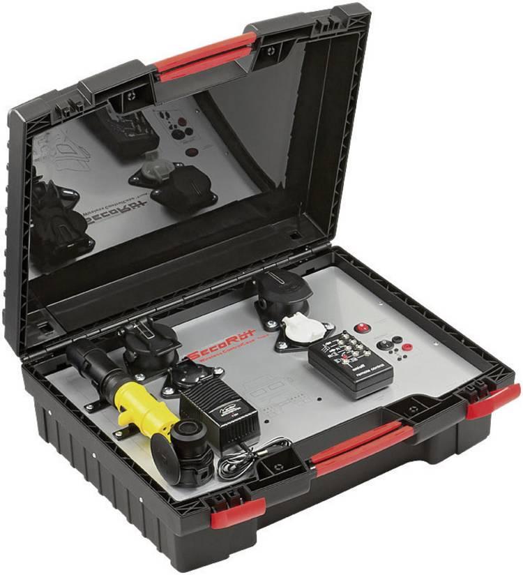 Image of Draadloze tester 24 V voor aanhangers/trekkende voertuigen 24 V SecoRut 40310/3