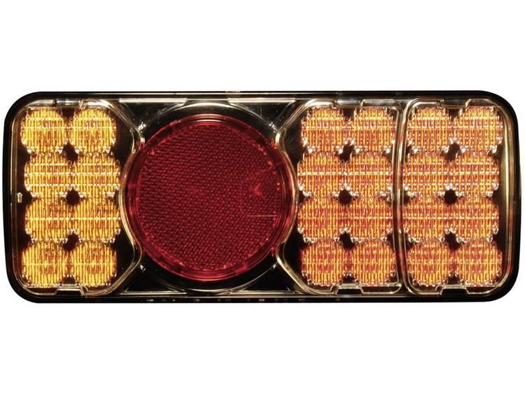 LED Aanhangerachterlicht Remlicht, Knipperlicht, Achterlicht, Mistachterlicht links 12 V, 24 V SecoRüt