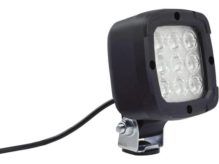Fristom FT 036 LED 90453 Werkschijnwerper 12 V, 24 V, 36 V, 48 V Nabijgebied belichting (b x h x d) 100 x 100 x 75 mm 1300 lm 6000 K