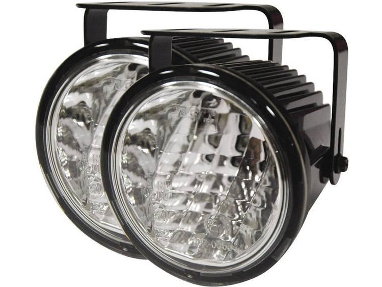 LED-dagrijverlichting en contourverlichting Dagrijverlichting, Navigatielichten 1 LED 12-24 V