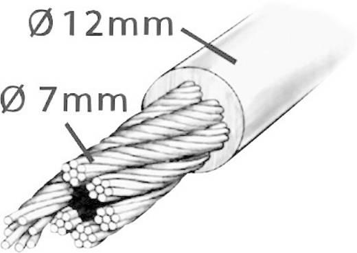 Kabelslot Security Plus K86 Zwart Sleutelslot