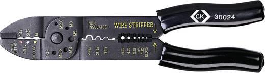 C.K. Krimptang Geïsoleerde kabelschoenen, Connectoren 1.5 tot 6 mm² 430024
