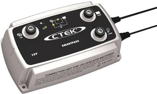 CTEK SmartPass 100 Acculader voor extra accu 12 V 80 A