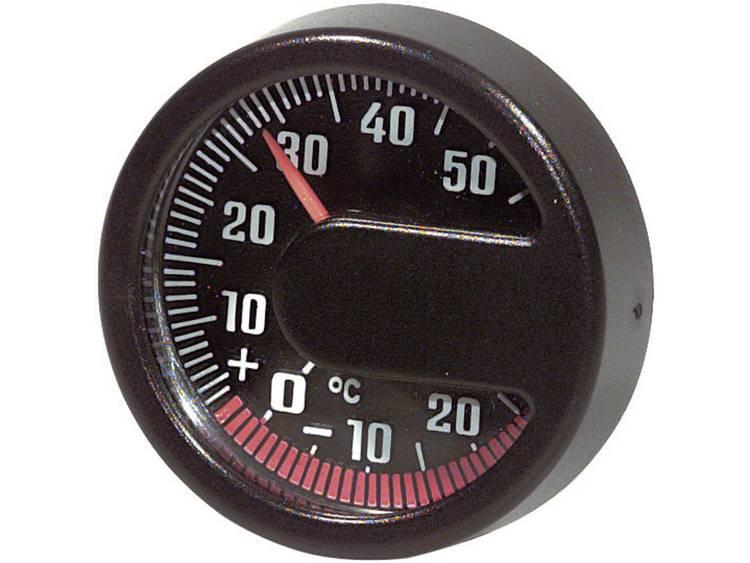 12244 Herbert Richter Thermometer Binnentemperatuur, IJswaarschuwing 25 tot 55 °C