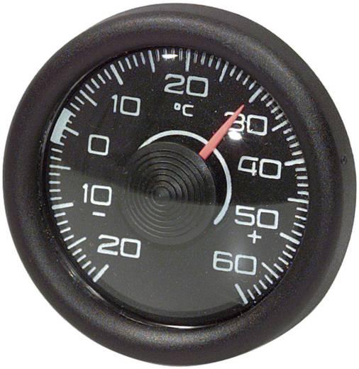 Herbert Richter 3515sk Thermometer Binnen-/buitentemperatuur, Opbouw