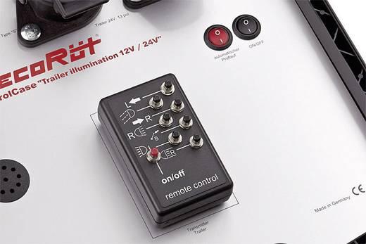 SecoRüt Garagetestkoffer voor aanhangerverlichting 12/24 V (2e generatie)