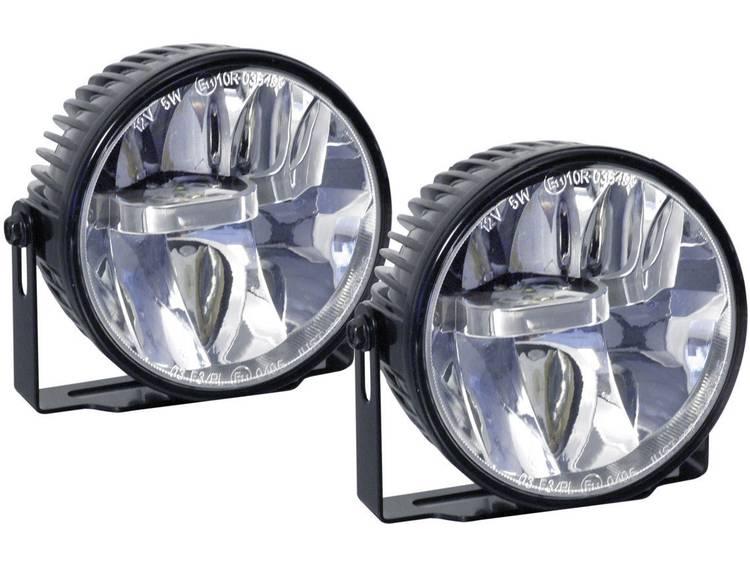 Mistlamp LED (Ø x d) 90 mm x 60 mm Devil Eyes 610771