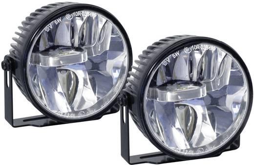 Devil Eyes 610771 Mistlamp LED (Ø x d) 90 mm x 60 mm