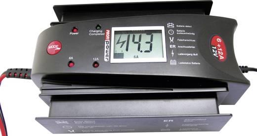 Druppellader Profi Power LCD 6+12A 12 V 6 A, 12 A