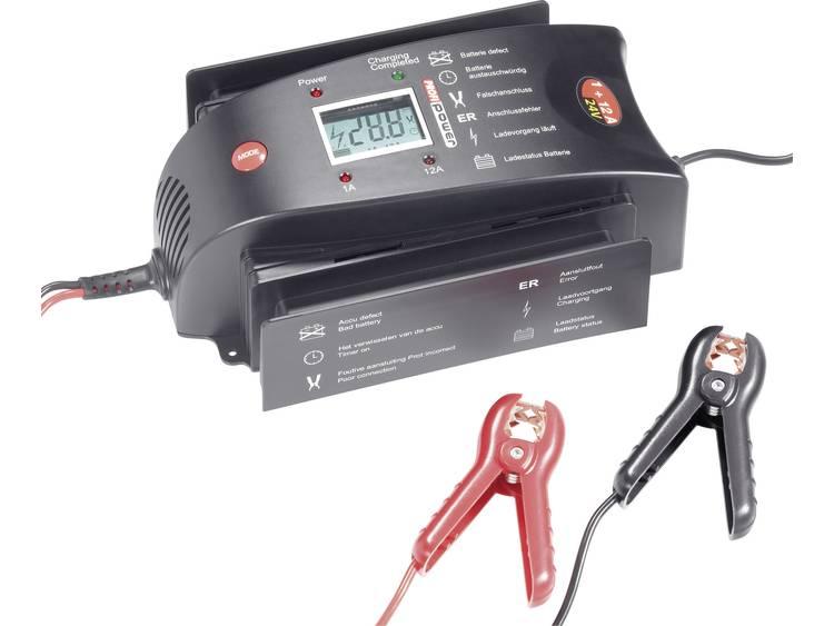 Profi Power Profi Power automatische oplader 1-12 A 24 V Automatische acculader 24 V