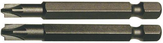 Plus/minus-bit SL/PZ 1 C.K. Chroom-vanadium staal E 6.3 2 stuks