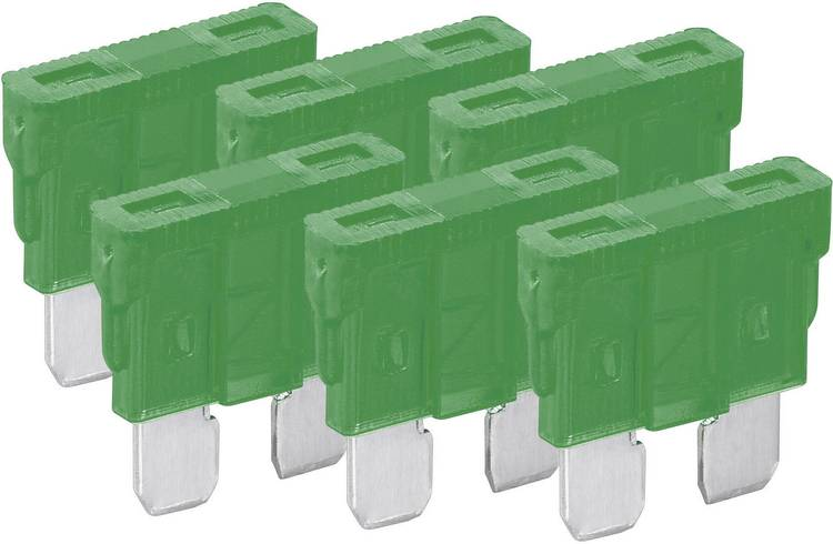 Image of FixPoint N/A set 30 A Groen 6 delig