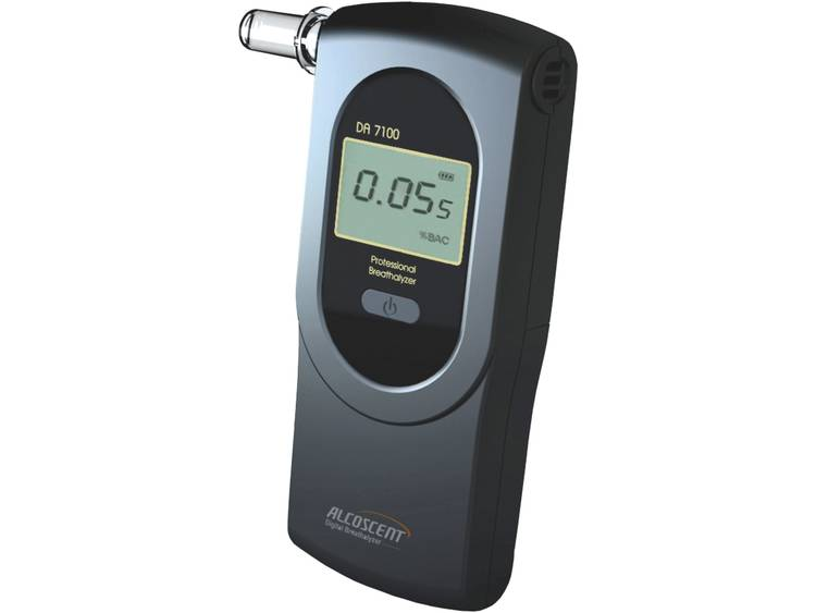 ACE DA-7100 Alcoholtester Meetbereik alcohol (max.)=5 ‰ incl. display