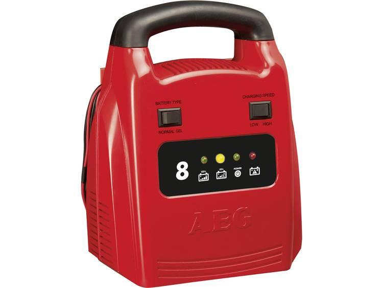 AEG AEG automatische oplader AG 1208 Automatische acculader 12 V