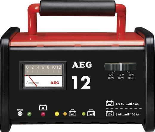 Acculader AEG WM 12 6 V, 12 V 12 A 12 A