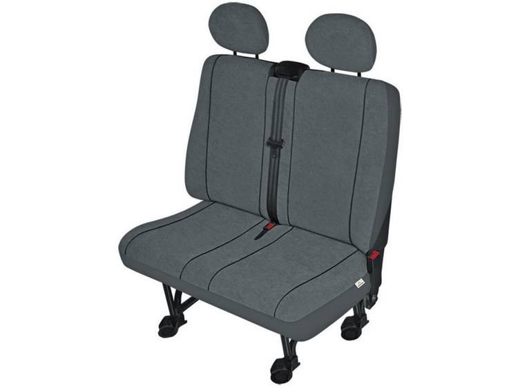 22412 VS2 Autostoelhoes 1 stuks Polyester Antraciet Dubbele stoel
