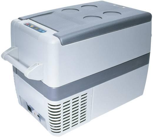 Koelbox 12 V, 24 V, 110 V, 230 V Vriesfunctie Grijs 37 l Energielabel: A+ Waeco CoolFreeze CF 40