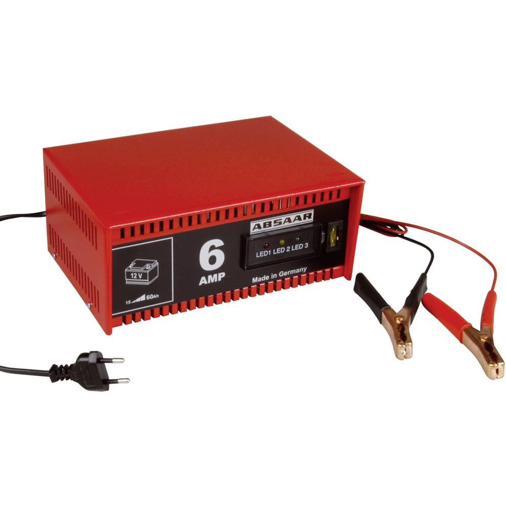 Absaar Acculader 6 A 12V Acculader 12 V