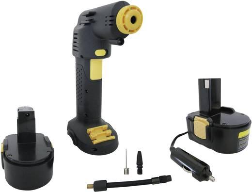 Compressor 6 bar Airman Airgun Digitaal display, Automatische afschakeling, Opbergbox/tas, 12V-adapter voor kabelgebruik