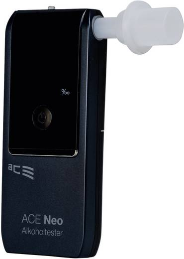 ACE Neo Alcoholtester Meetbereik alcohol (max.): 4 ‰ Incl. display Marine