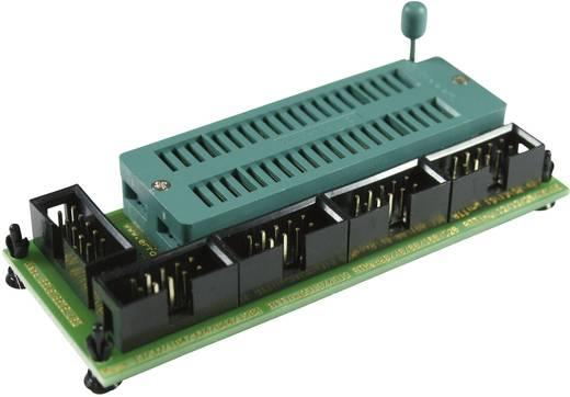 Universele programmeeradapter AVR zwenkhefboom voor DIL AVR-controllers en 10-pol ISP aansluiting