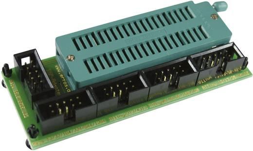 Diamex Universele programmeeradapter AVR zwenkhefboom voor DIL AVR-controllers en 10-pol ISP aansluiting