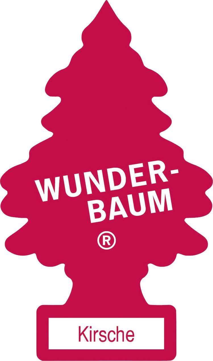 Image of Wunder-Baum Geurkaart Kers 1 stuks