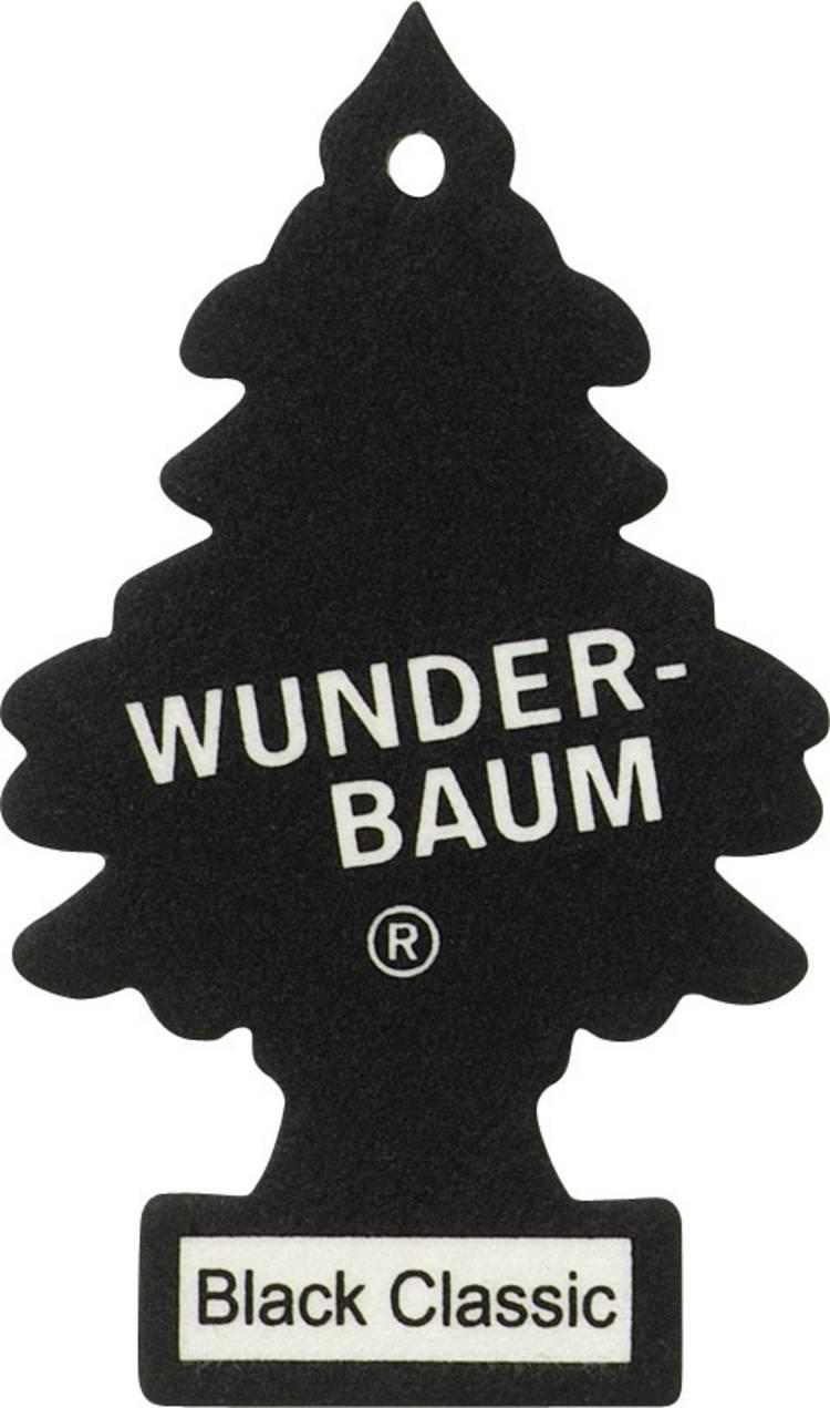 Image of Wunder-Baum Geurkaart Black Ice 1 stuks