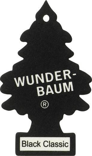 Wunder-Baum Geurkaart Black Ice 1 stuks