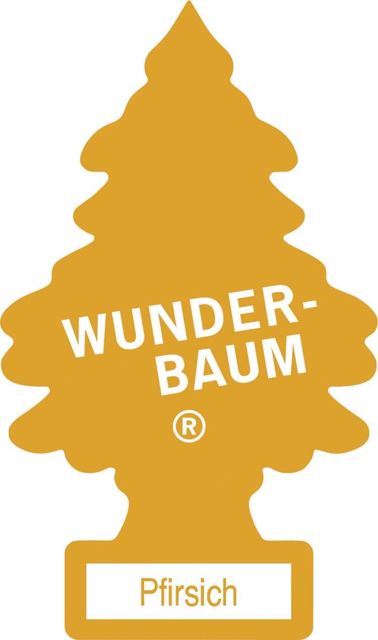 Image of Wunder-Baum Geurkaart Perzik 1 stuks
