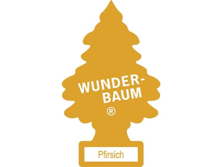 Wunder Baum Geurkaart Perzik 1 stuks