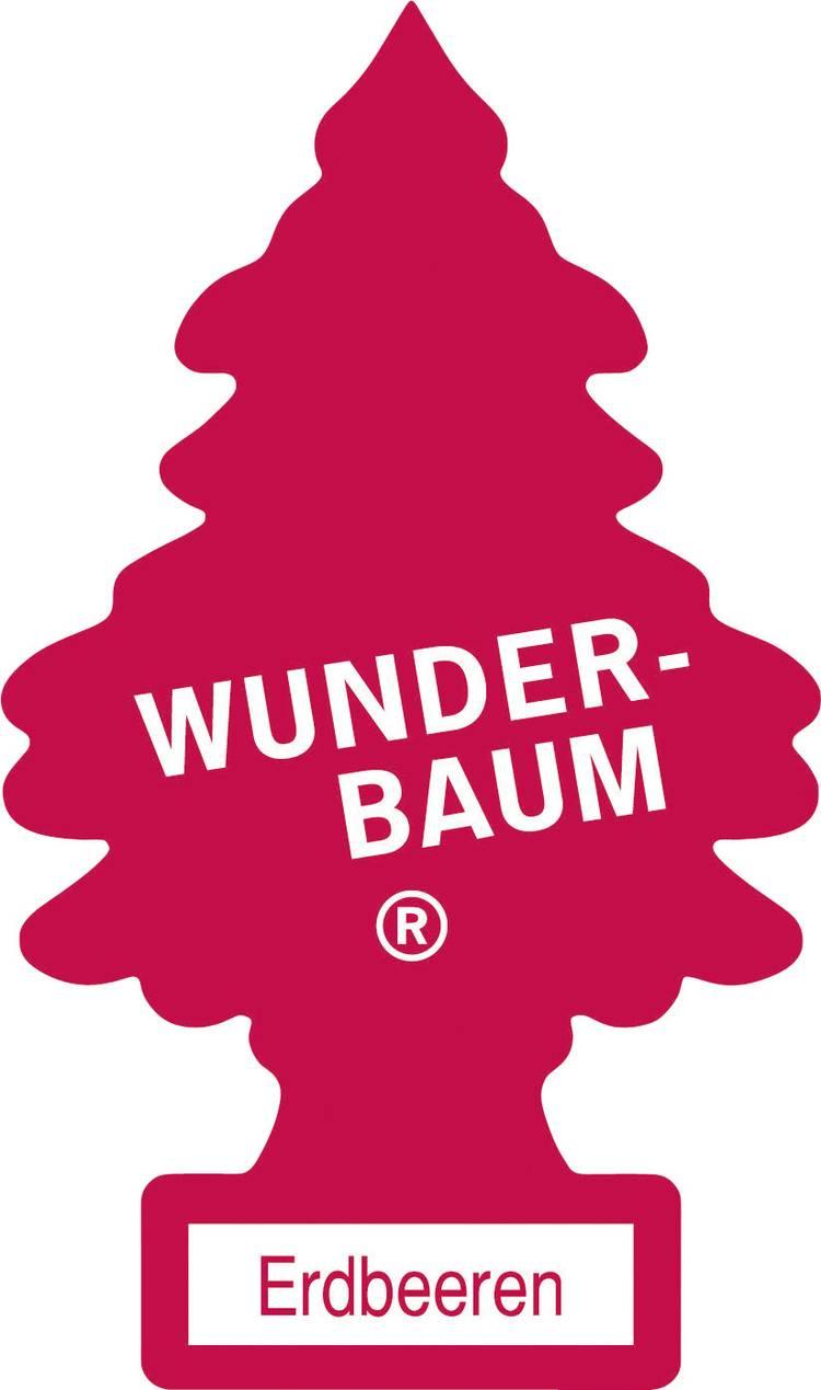Image of Wunder-Baum Geurkaart Aardbei 1 stuks