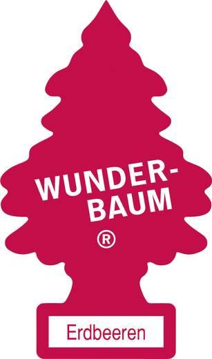 Wunder-Baum Geurkaart Aardbei 1 stuks