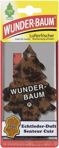 Wunder-Baum Geurkaart Echtleder 1 stuks