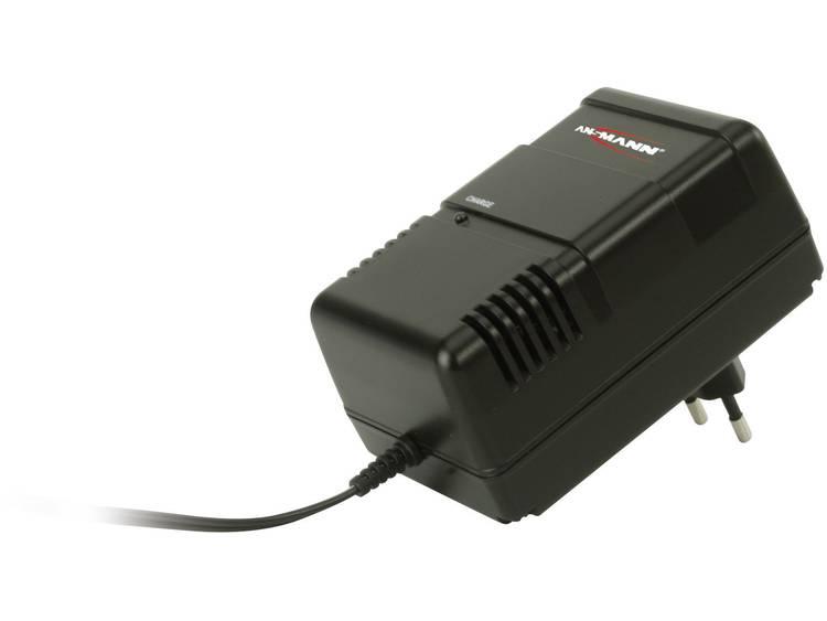 Ansmann Oplader ALCS 2-24 Stekkerlader 2 V, 6 V, 12 V, 24 V