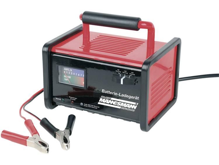 Brüder Mannesmann Acculader 6-12 Volt Acculader 6 V, 12 V