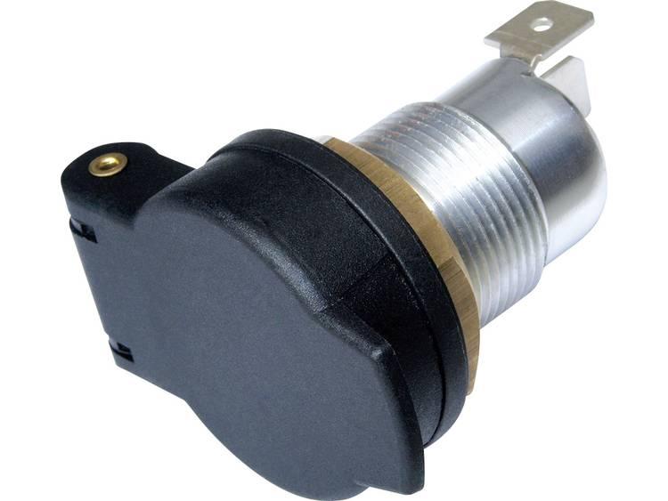 ProCar 53114322 53114320 53114321 Norm stopcontact met deksel Stroombelasting (max.) 16 A Geschikt voor Genormaliseerde en universele stekker