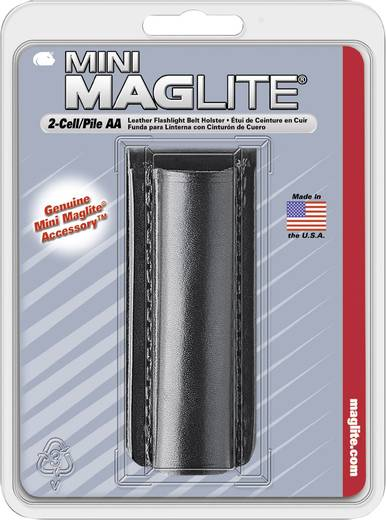 Maglite Leren riemhouder voor mini AA zaklamp