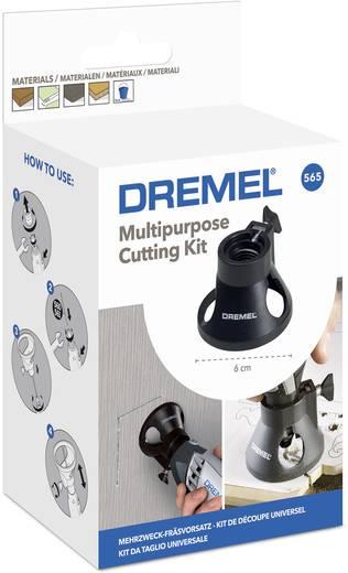 Dremel 2615056532 Multifunctioneel freesopzetstuk Dremel 565