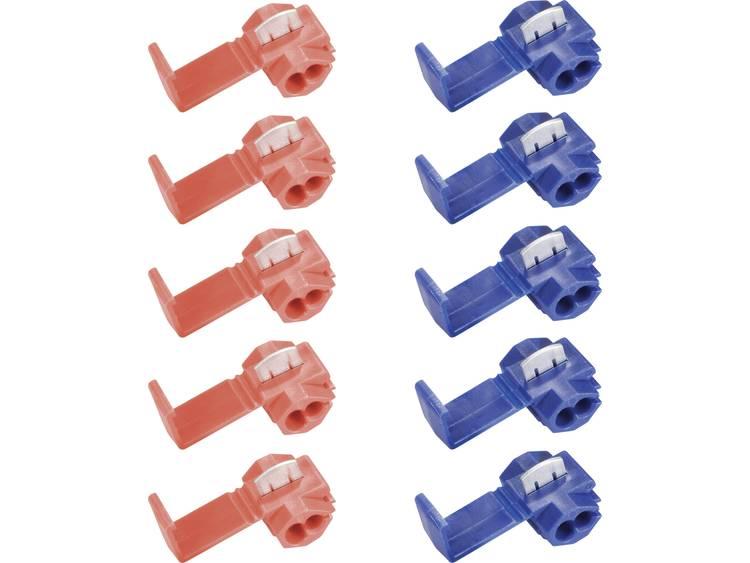 323009 Set klemverbinders 0,5 2,5 mm²