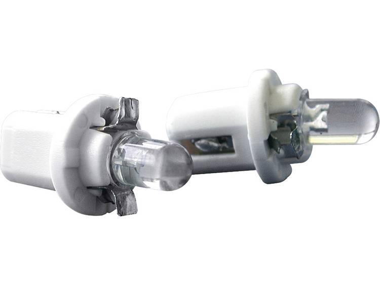 Eufab LED-lampen voor instrumentenverlichting B8.5d Wit